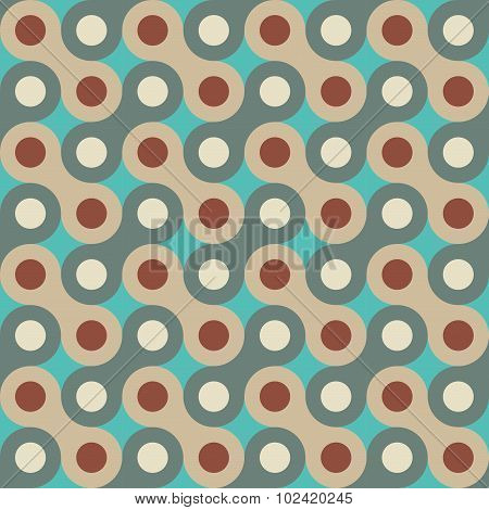 Vector modern seamless colorful geometry pattern wrench