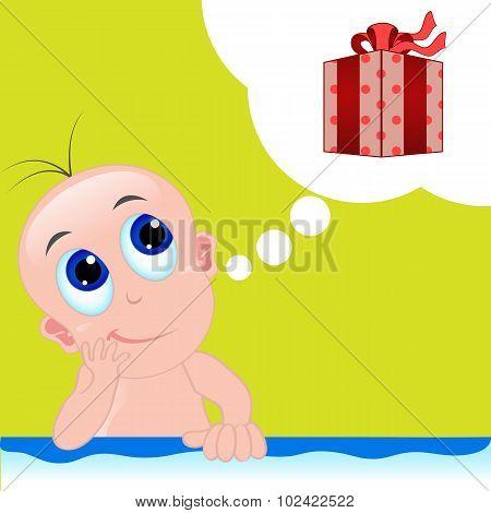 Cute Baby Gift