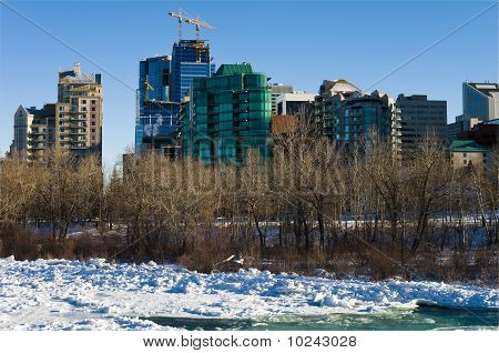 Winter In Calgary 2