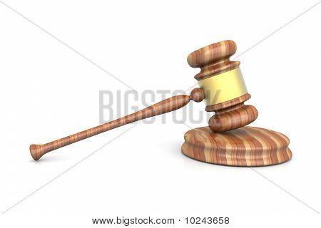 Auction - Court Hammer