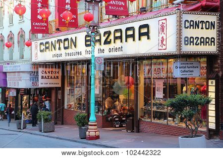 Chinatown Shopping