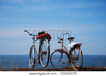 Bikes By The Coast