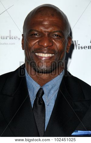 LOS ANGELES - SEP 21:  Terry Crews at the The Human Rights Hero Awards at the Beso on September 21, 2015 in Los Angeles, CA