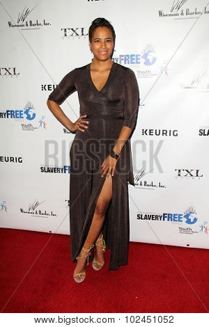 LOS ANGELES - SEP 21:  Daphne Wayans at the The Human Rights Hero Awards at the Beso on September 21, 2015 in Los Angeles, CA