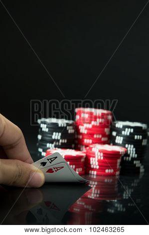Pocker Aces