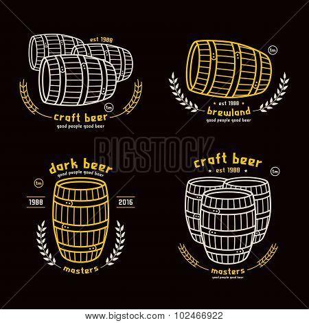 Barrel Homebrew Emblems