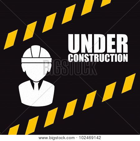 Under construction design.