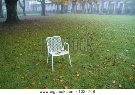 Deserted Chair 04
