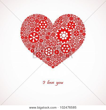 Gears Heart