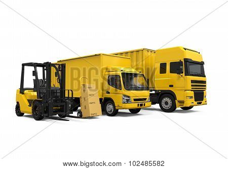 Yellow Freight Transportation