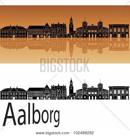 Aalborg Skyline
