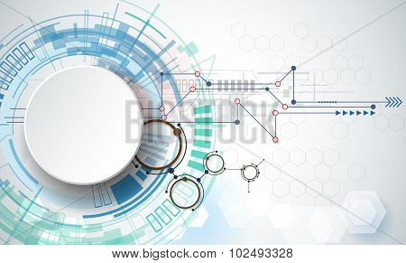 Vector illustration engineering technology