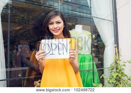 Shop Is Open