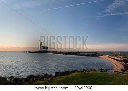 The Lighthouse of Marken