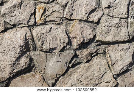 Paving Stone Texture Close Up