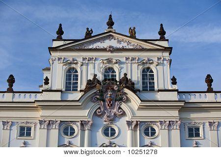 Palace in Prague