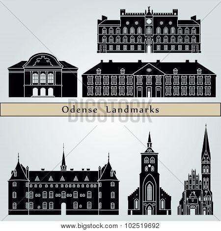 Odense Landmarks