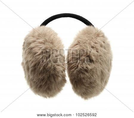 Fuzzy Ear Muff