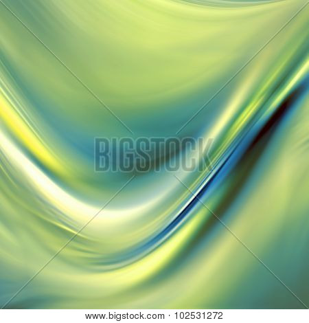 Abstract light zheloto green background