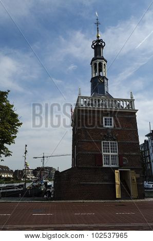 Architecture in Alkmaar