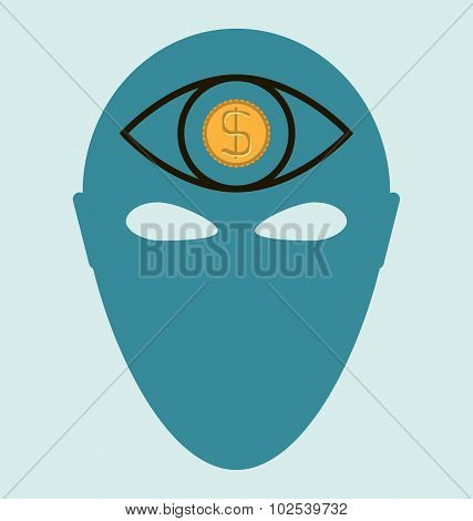 Third Eye, Dollar Coin