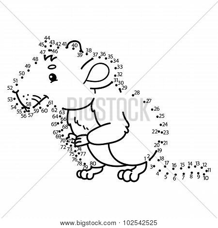 dot to dot vole game.