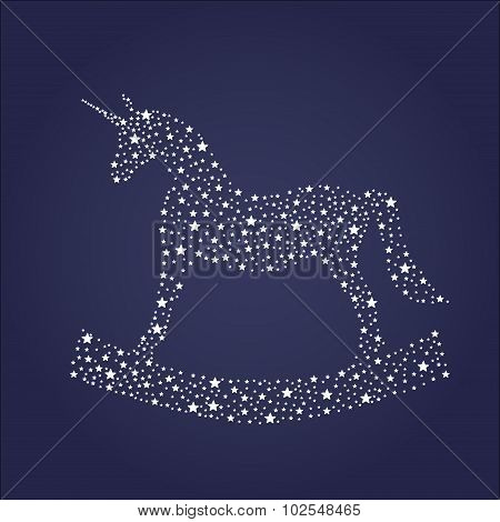 Stars Unicorn