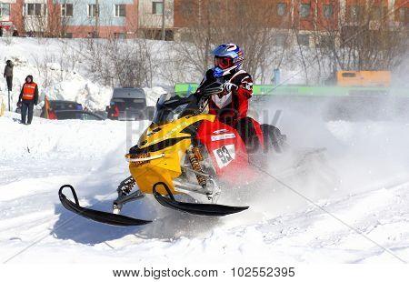 Snowcross 2013, Novyy Urengoy