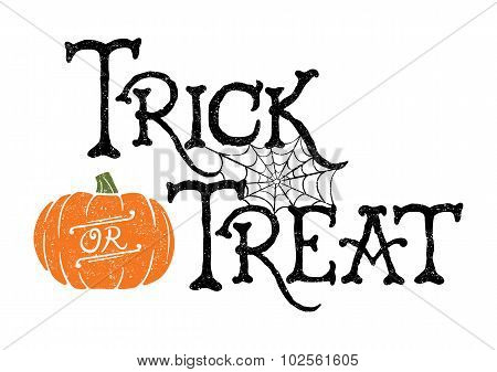 Pumpkin Trick or Treat