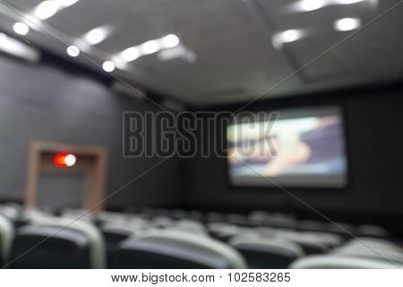 Conference Room, Blur