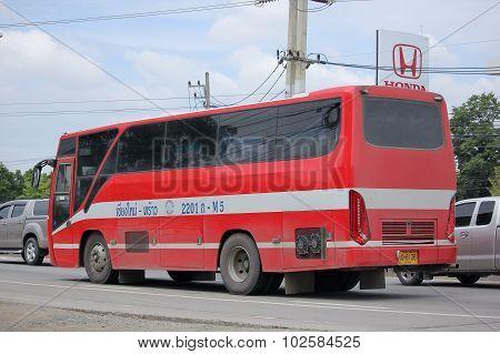Prempracha company bus