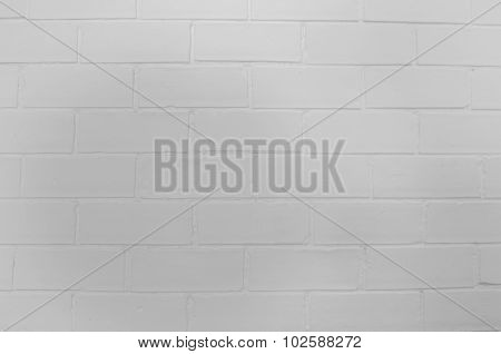 Abstract Wall In White Light Grey