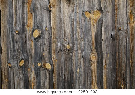 aged wall with grey wooden texture