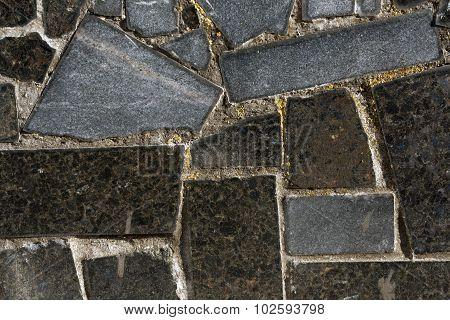 Stone Stylized Wall Texture.