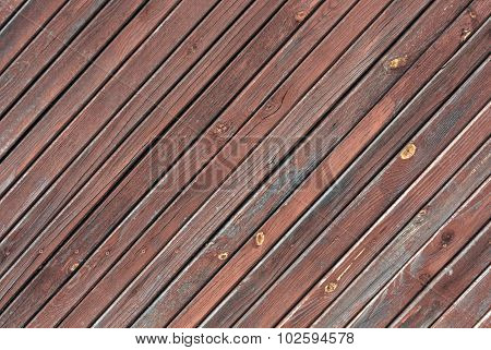 Wood Wall Texture. Architectural Background.