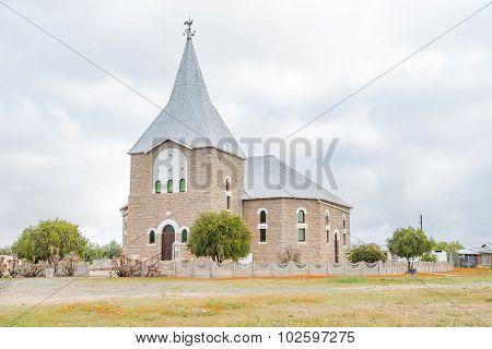 Dutch Reformed Church In Kamieskroon