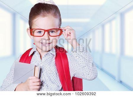 School child.