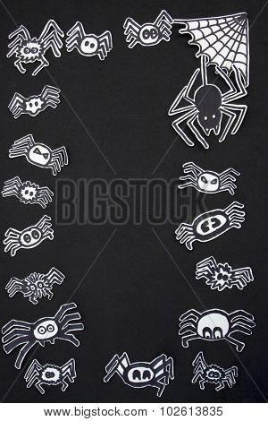 Spider Frame Vertical