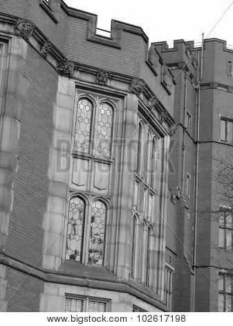 Firth Court sheffield education university