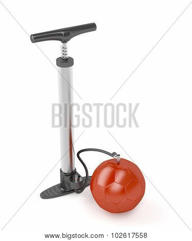 Pump And Ball