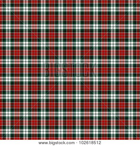 Clan Graham, Red Dress Tartan