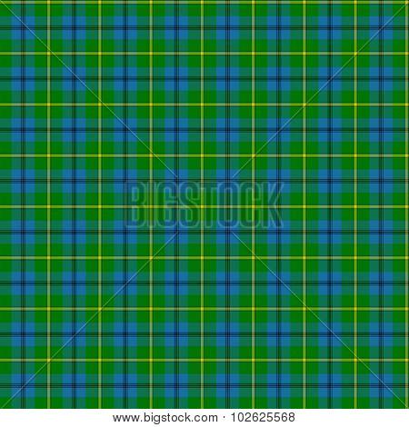 Clan Johnston Tartan