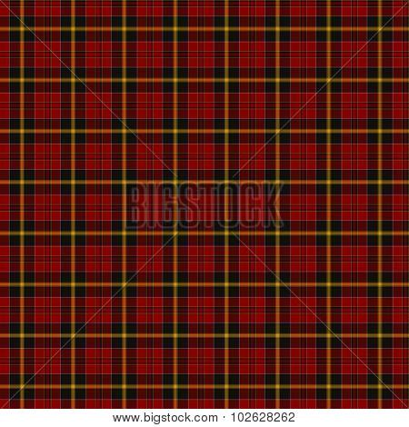Clan Macalister Of Skye Tartan