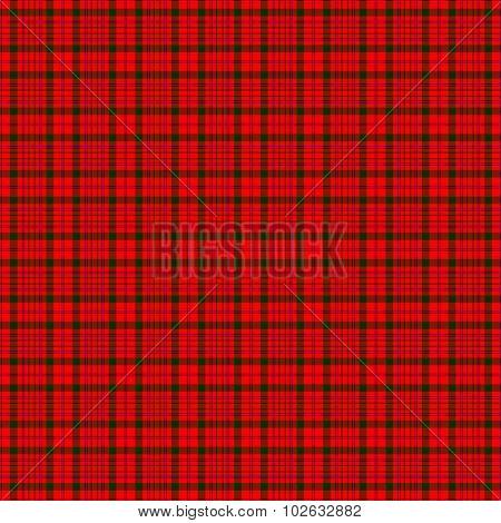 Clan Macdonnell Of Keppoch Tartan