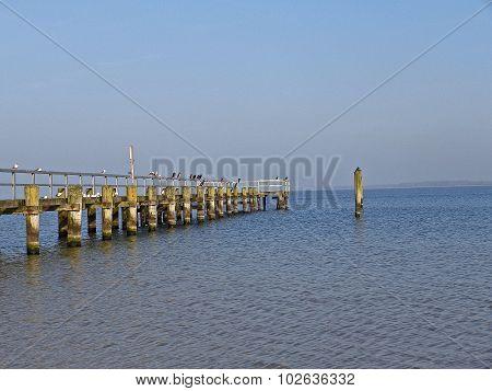 pier into disuse