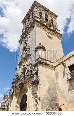 Church Of Santa Maria De La Asuncion, Arcos De La Frontera, Spain