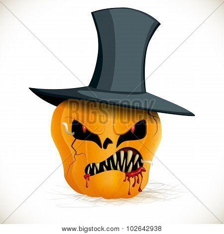 Zombie Bad Pumpkin