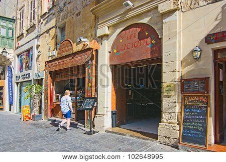 Cettina Cafe Luciano
