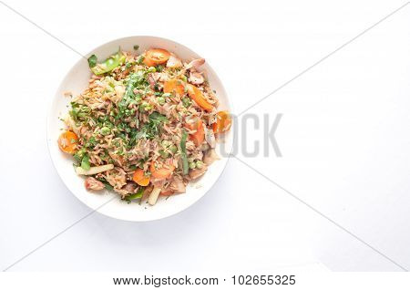 Chicken Thigh Stir Fry