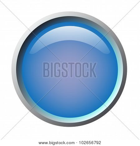 Image of web button illustration isolated